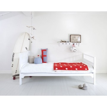 Lit enfant blanc 90x200 Seaside