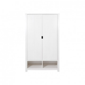 Armoire 2 portes Basic Wood Bopita