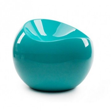 Ball Chair bleu Breeze