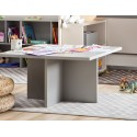 Table Enfant Blanche Bambins D 233 Co