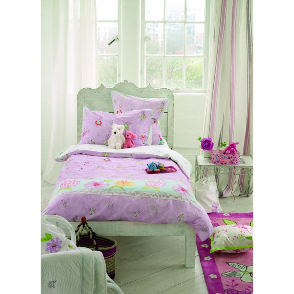 housse de couette enfant ballerina bunny bambins d co. Black Bedroom Furniture Sets. Home Design Ideas