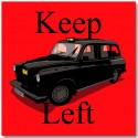 Tableau London Keep left