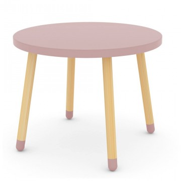 Table enfant Flexa Play Rose