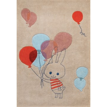 Tapis Balloon rabbit