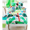 Housse de couette Jungle Leaf